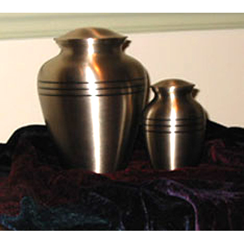 Pewter Urn Pet Cremations