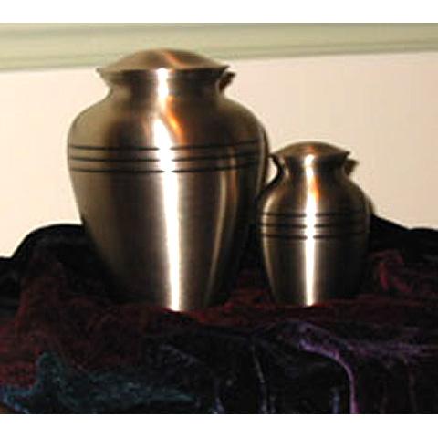 Pewter Grecian Urn: $99 Small & Medium Pets