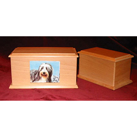 Natural Wood Traditional Alder: Large Pets $120 / Small & Medium Pets $95